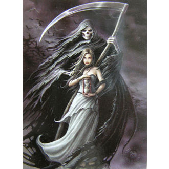 vlajka Anne Stokes - Summon The Reaper, ANNE STOKES