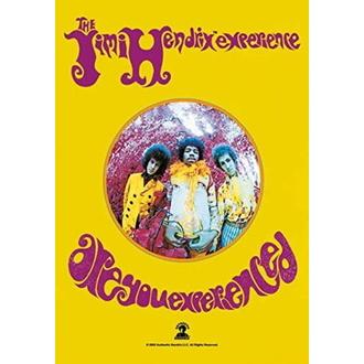 vlajka Jimi Hendrix - Are you Experienced - HFL0436