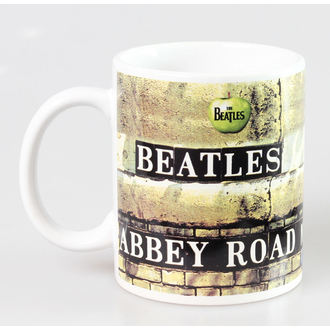 hrnek Beatles - Abbey Road -  ROCK OFF, ROCK OFF, Beatles