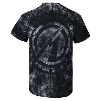 tričko pánské Metallica - Justice Stoned - RTMTLTSBSTO