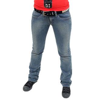kalhoty dámské (jeansy) DC - D0WPT181 - LIGHT USED