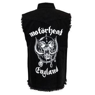 košile pánská bez rukávů (vesta) Motörhead 'England' - WS012, RAZAMATAZ, Motörhead