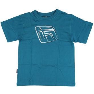 tričko dětské FUNSTORM - Study  - 14 BLUE