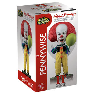 figurka TO - Stephen King - 1990 - Pennywise, NNM