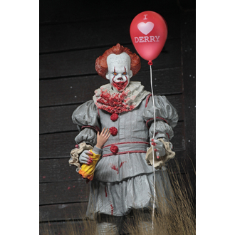 figurka To - Stephen King - Pennywise - I Heart Derry, NNM