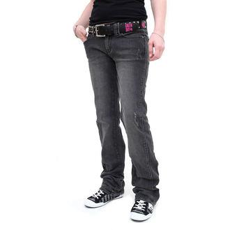 kalhoty dámské (jeansy) CIRCA - Engineered Straight Jean, CIRCA