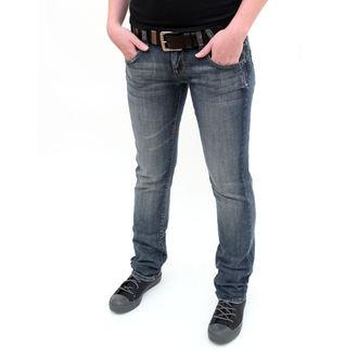 kalhoty dámské (jeansy) FOX - Dirty Deeds Boyfriend - TWILIGHT