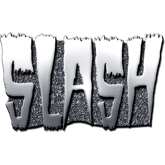 připináček Slash (Logo) - ROCK OFF, ROCK OFF, Slash