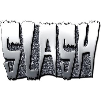 připináček Slash (Logo) - ROCK OFF, ROCK OFF, Slash