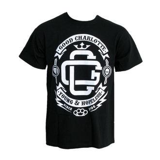 tričko pánské  - Good Charlotte -  Crest - BRAVADO, BRAVADO, Good Charlotte