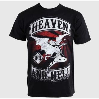 tričko pánské HEAVEN & HELL 'CHOPPER' 5619, PLASTIC HEAD, Heaven & Hell