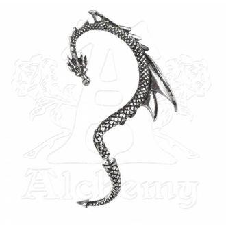 náušnice The Dragon's Lure (levé ucho) ALCHEMY GOTHIC - E274L
