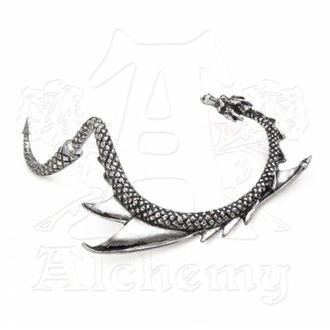 náušnice The Dragon's Lure (levé ucho) ALCHEMY GOTHIC - E274L