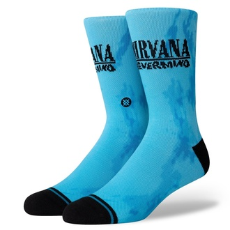 ponožky NIRVANA - NEVERMIND BLUE - STANCE - A558A20NIN-BLU