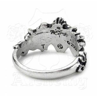 prsten Betrothal ALCHEMY GOTHIC - R134
