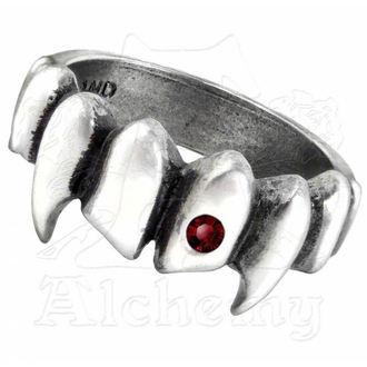 prsten Vamp Ringl ALCHEMY GOTHIC