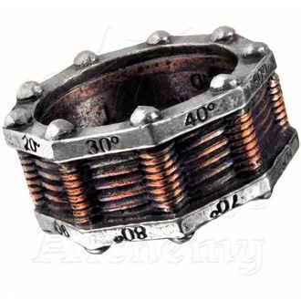 prsten Hi-Voltage Toric Generator Ring ALCHEMY GOTHIC - R149