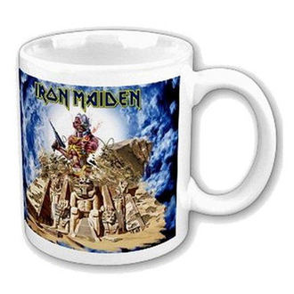 hrnek Iron Maiden - Somewhere Back In Time - ROCK OFF, ROCK OFF, Iron Maiden