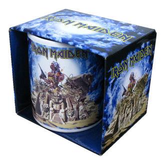 hrnek Iron Maiden - Somewhere Back In Time - ROCK OFF, ROCK OFF, Iron Maiden