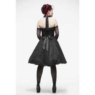 šaty dámské HELL BUNNY 'Harmony Black', HELL BUNNY