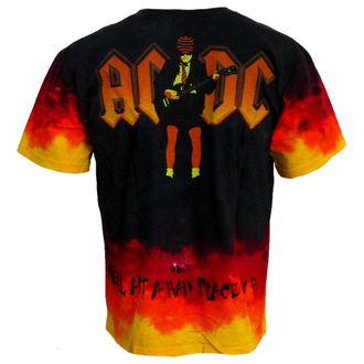 tričko pánské AC/DC - HELL, High Way to Hell - LIQUID BLUE, LIQUID BLUE, AC-DC