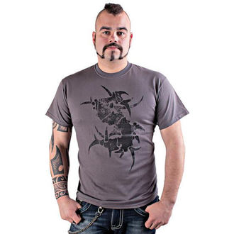 tričko pánské Sepultura - Logo grey - NUCLEAR BLAST - 1738