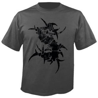 tričko pánské Sepultura 'Logo grey' NUCLEAR BLAST, NUCLEAR BLAST, Sepultura