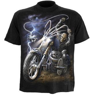 tričko pánské SPIRAL- Ride To Hell  - Black