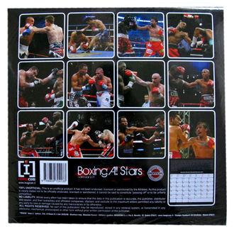 kalendář nástěnný Boxing All Stars 2011, NNM