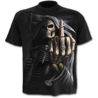 tričko pánské SPIRAL - Bone Finger - M005M101