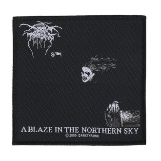 nášivka Darkthrone - A Blaze in the Northern Sky - RAZAMATAZ, RAZAMATAZ, Darkthrone