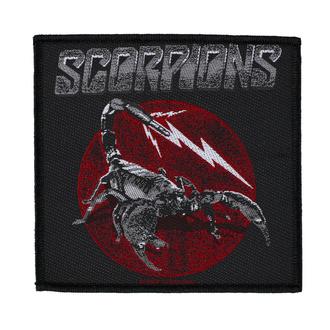 nášivka Scorpions - Jack - RAZAMATAZ, RAZAMATAZ, Scorpions