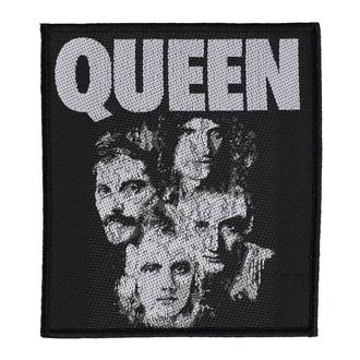 nášivka Queen - Faces - RAZAMATAZ, RAZAMATAZ, Queen