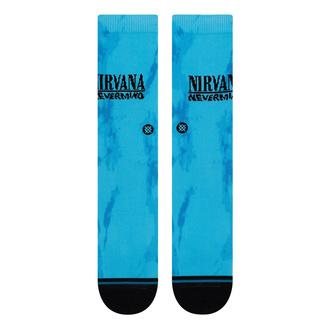 ponožky NIRVANA - NEVERMIND BLUE - STANCE, STANCE, Nirvana