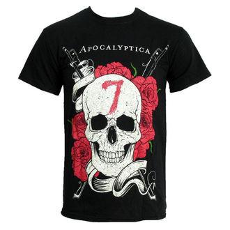 tričko pánské Apocalyptica 'Skull' LIVE NATION, LIVE NATION, Apocalyptica