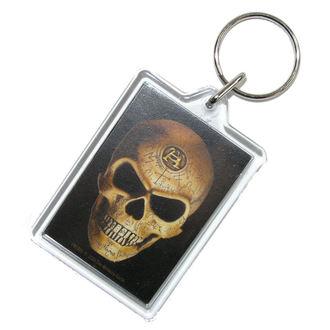 klíčenka (přívěšek) Alchemy - Omega Skull - PYRAMID POSTERS, ALCHEMY GOTHIC