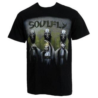 tričko pánské RAZAMATAZ Soulfly 'Envy/Wrath/Sloth EUROPE 2010', RAZAMATAZ, Soulfly