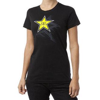 tričko dámské METAL MULISHA 'Rockstar Scrib Bler', METAL MULISHA