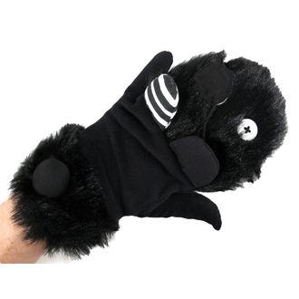 rukavice POIZEN INDUSTRIES KPPG GLOVES - BLACK