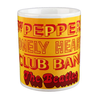 hrnek Beatles - Sgt Pepper Boxed Mug - ROCK OFF, ROCK OFF, Beatles