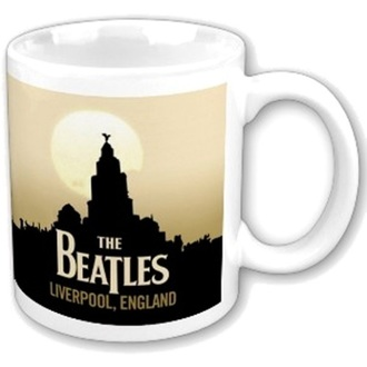 hrnek Beatles - Beatles Liverpool Boxed Mug - ROCK OFF, ROCK OFF, Beatles