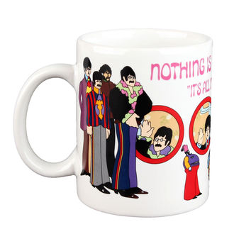 hrnek Beatles - Yellow Sub Nothing is Real Boxed Mug - ROCK OFF, ROCK OFF, Beatles