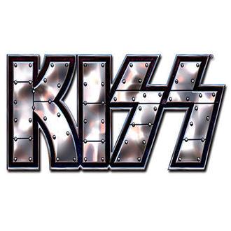připínaček Kiss - Stud Logo - ROCK OFF, ROCK OFF, Kiss