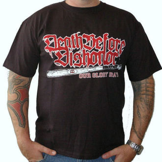 tričko pánské Death Before Dishonor - baseball bat - RAGEWEAR, RAGEWEAR, Death Before Dishonor