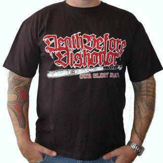tričko pánské Death Before Dishonor - baseball bat - RAGEWEAR - 011TSS17