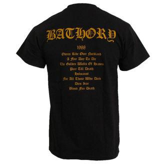 tričko pánské Bathory - Blood Fire Death - PLASTIC HEAD, PLASTIC HEAD, Bathory