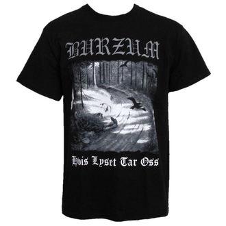tričko pánské Burzum - Hvis Lyset Tar Oss - PLASTIC HEAD - PH5604