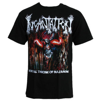 tričko pánské INCANTATION-MORTAL THRONE
