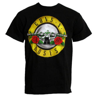 tričko pánské Guns N' Roses - Classic Logo - ROCK OFF - GNRTS04MB