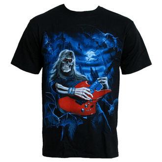 tričko pánské Midnight Anthem - LIQUID BLUE, LIQUID BLUE